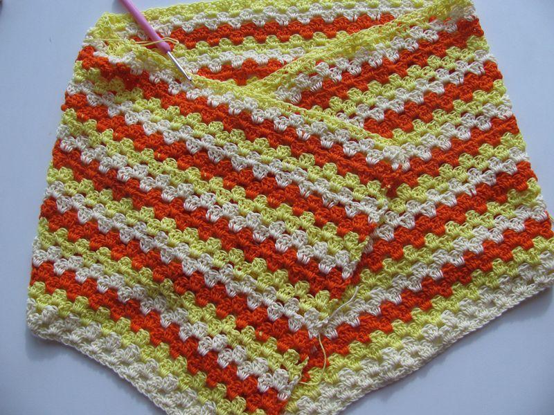 Sunshine granny stripe 1